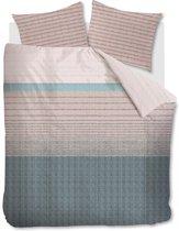 Beddinghouse Java - Dekbedovertrek - Tweepersoons - 200x200/220 cm + 2 kussenslopen 60x70 cm - Pastel