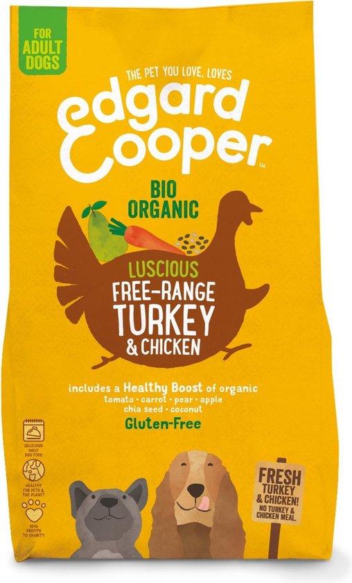 Edgard & Cooper Verse Biokalkoen & Biokip - 2.5kg