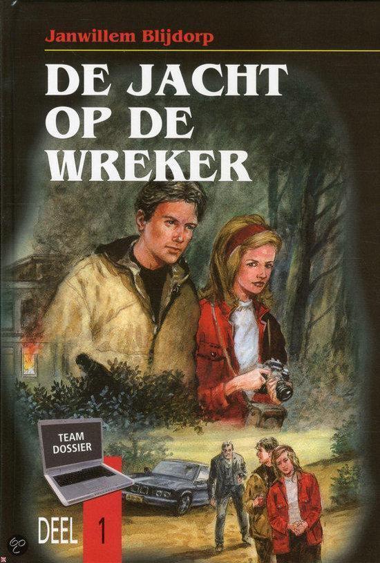 De Jacht Op De Wreker - Blijdorp, J.W. |