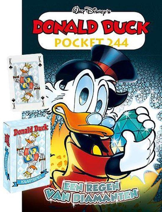Donald Duck Pocket 244 - Een regen van diamanten - Disney |