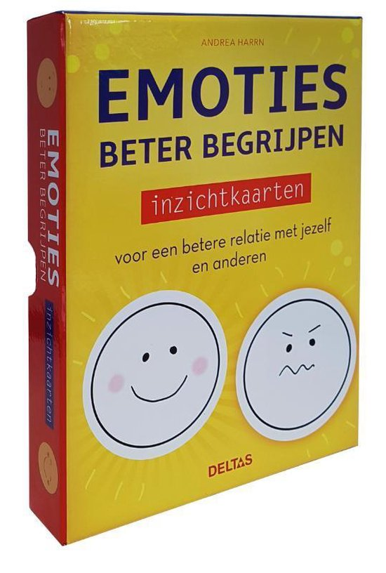 emoties beter begrijpen inzichtkaarten - Andrea Harnn | Fthsonline.com