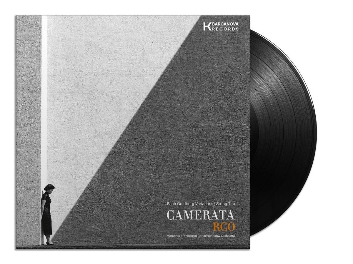 Bach Goldberg Variations (LP) - Camerata Rco