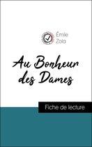 Analyse de l'œuvre : Au Bonheur des Dames (résumé et fiche de lecture plébiscités par les enseignants sur fichedelecture.fr)