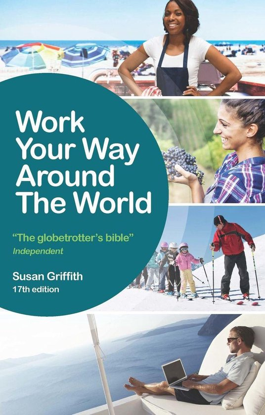 Boek cover Work Your Way Around the World van Susan Griffith (Onbekend)