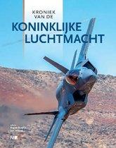 Boek cover Kroniek van de Koninklijke Luchtmacht van Rogier Koedijk