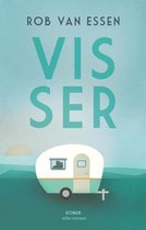 Boek cover Visser van Rob van Essen