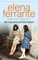 Boek cover De Napolitaanse romans 2 -   De nieuwe achternaam van Elena Ferrante (Paperback)