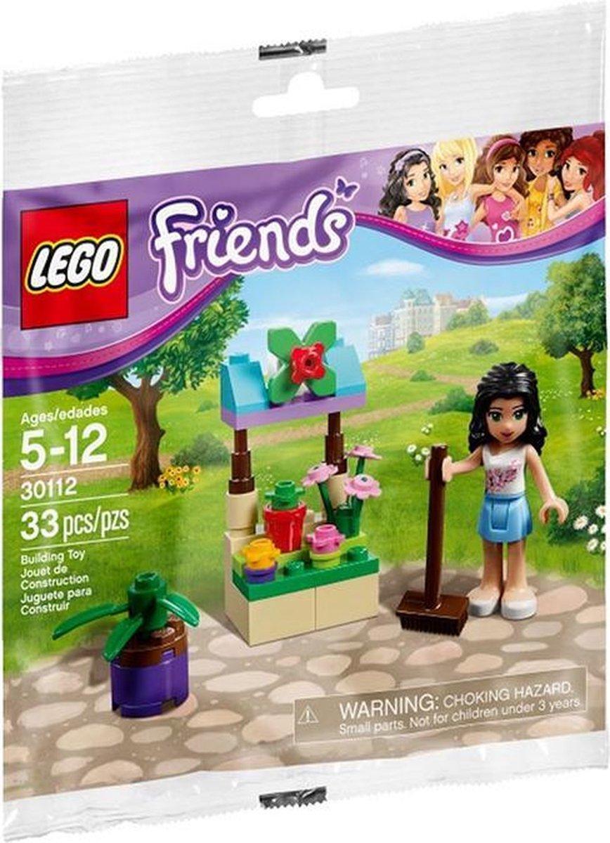 LEGO Friends Bloemenstand (Polybag) - 30112