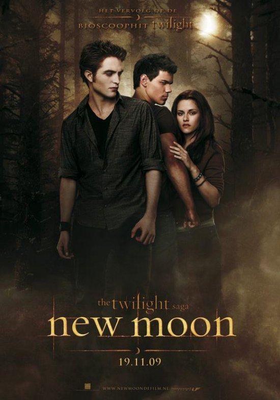 Twilight 2 - Nieuwe maan (filmeditie) - Stephenie Meyer   Fthsonline.com