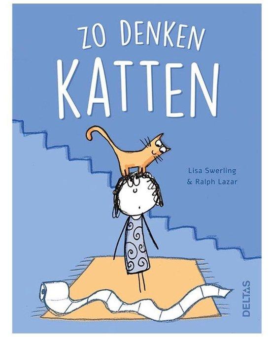 Zo denken katten - Lisa Swerling |