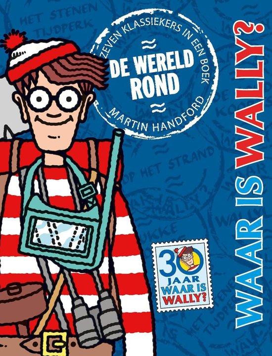 Waar is Wally 0 - De wereld rond - Martin Handford | Fthsonline.com
