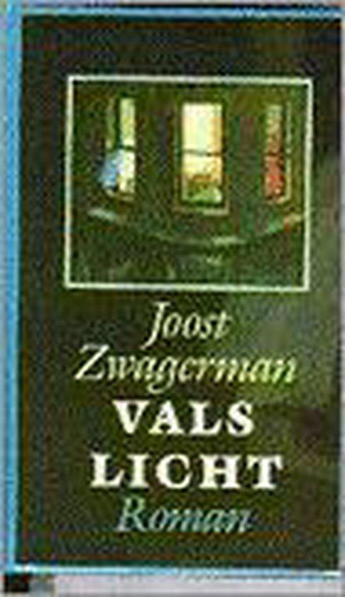 Boek cover Vals licht van Zwagerman (Paperback)