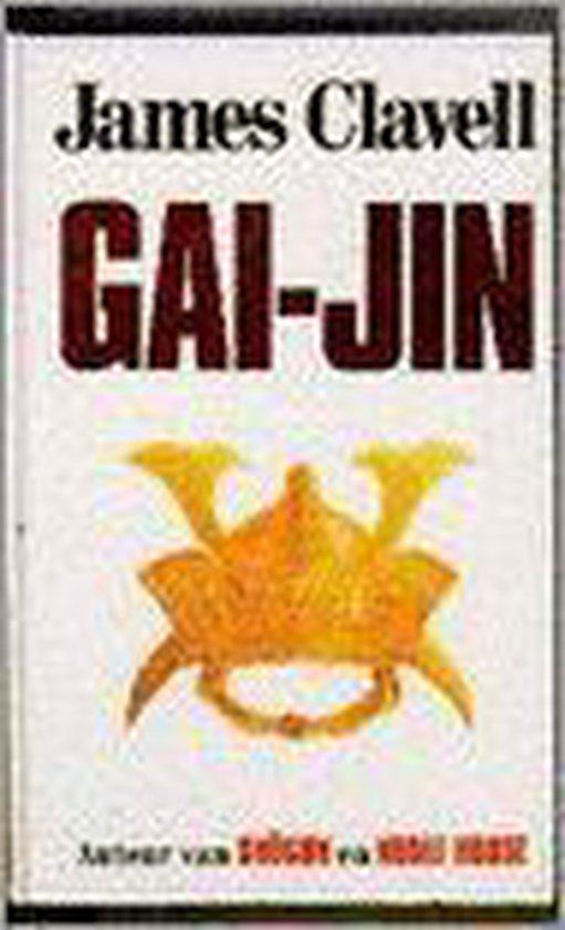 Boek cover Gai jin van James Clavell (Hardcover)