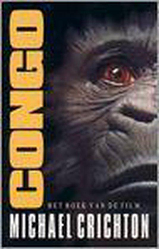 Congo - Michael Crichton |