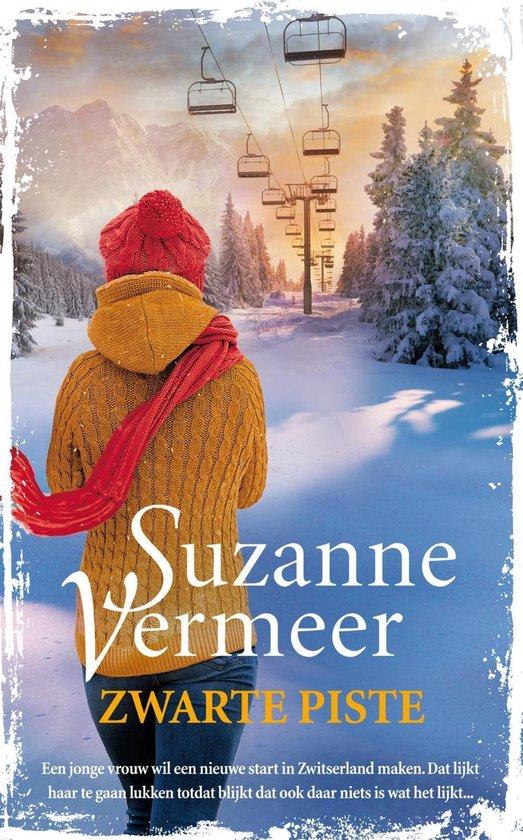 Zwarte piste - Suzanne Vermeer |