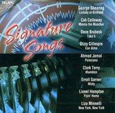 Signature Songs