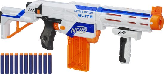 NERF N-Strike Elite Retaliator XD - Blaster - NERF