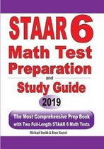 STAAR 6 Math Test Preparation and Study Guide