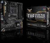 ASUS TUF B450M-PLUS GAMING Socket AM4 micro ATX AMD B450