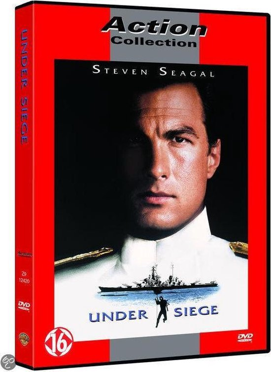 Cover van de film 'Under Siege'