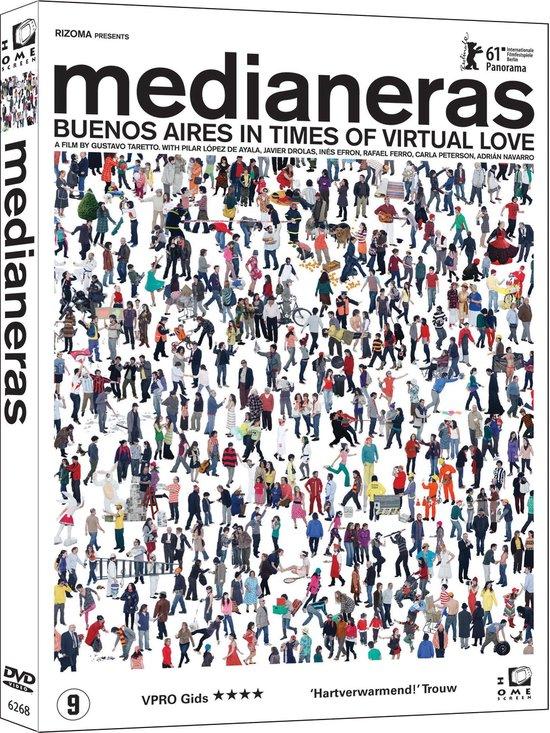 Cover van de film 'Medianeras'