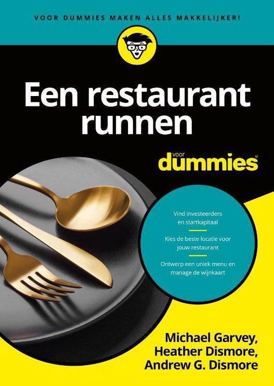 Een restaurant runnen voor Dummies - Michael Garvey  