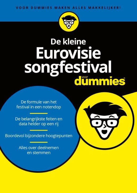 De kleine Eurovisie Songfestival voor Dummies - Charlotte Valérie van Tilborg |