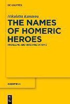 The Names of Homeric Heroes