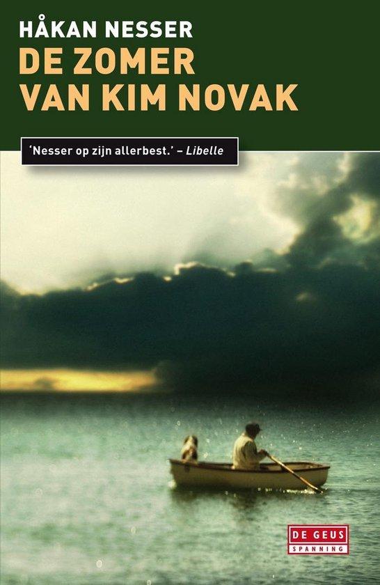 De zomer van Kim Novak - Hakan Nesser |