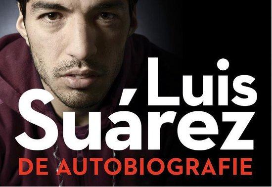 Suarez - dwarsligger (compact formaat) - Luis Suarez |