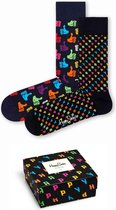 Happy Socks Happy Giftbox - Maat 36-40
