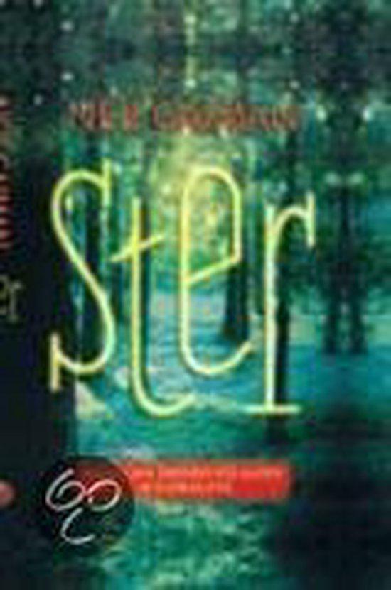 Cover van het boek 'Ster'