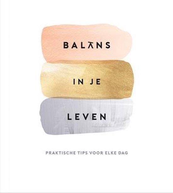Balans in je leven - none |