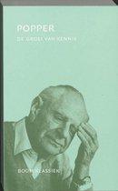 Boek cover De groei van kennis van K. Popper