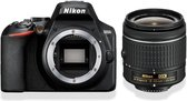 Nikon D3500 + AF-P DX 18-55 f/3.5-5.6 - Zwart