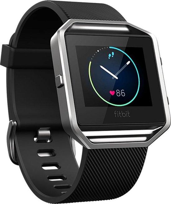 Fitbit Blaze  HR activiteitsmeter - zwart - small