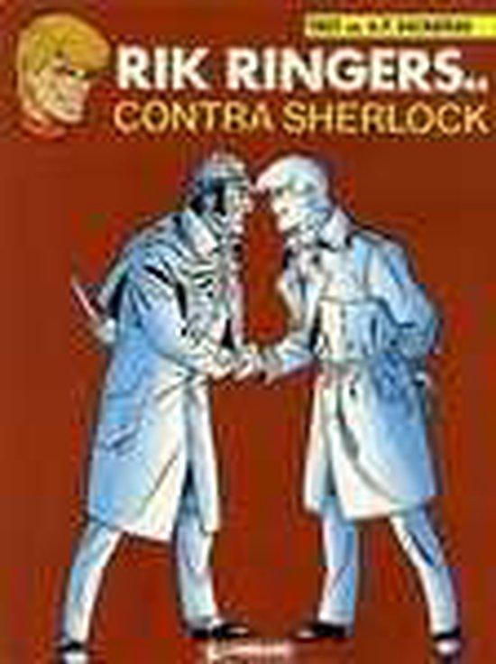 Rik Ringers: 044 Rik Ringers contra Sherlock - Tibet |
