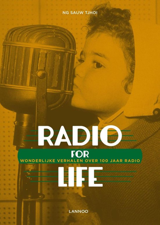 Cover van het boek 'Radio for life (E-boek - ePub-formaat)'
