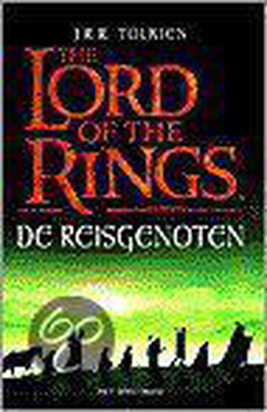 The Lord of the Rings - 1 - De reisgenoten - J.R.R. Tolkien |