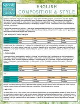 English Composition & Style (Speedy Study Guides)