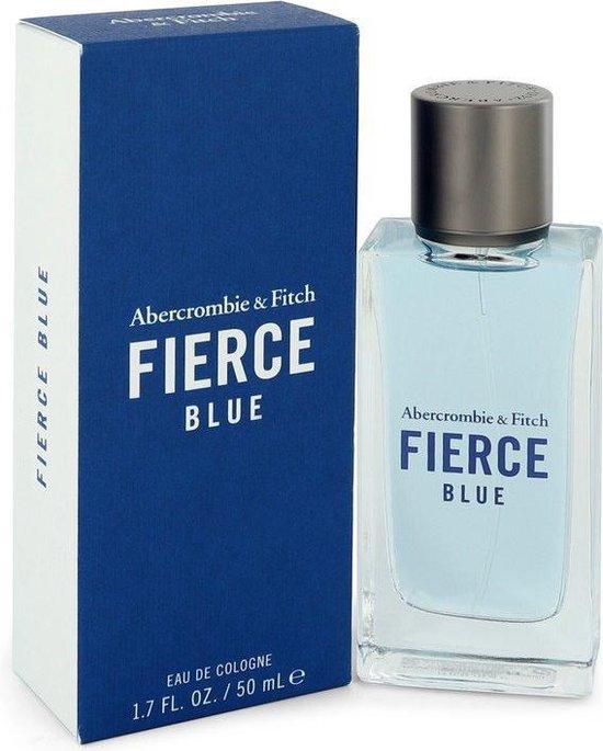 Abercrombie & Fitch Fierce Blue Eau de Cologne 50 ml