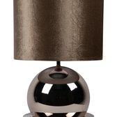 Bollamp - Brons - Tafellamp - 1 Bol - Eric Kuster Stijl