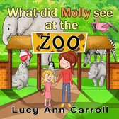 What did Molly See at the Zoo?