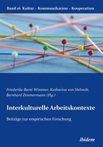 Omslag Interkulturelle Arbeitskontexte