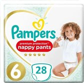 Pampers Premium Protection Pants - Maat 6- 28 Stuks