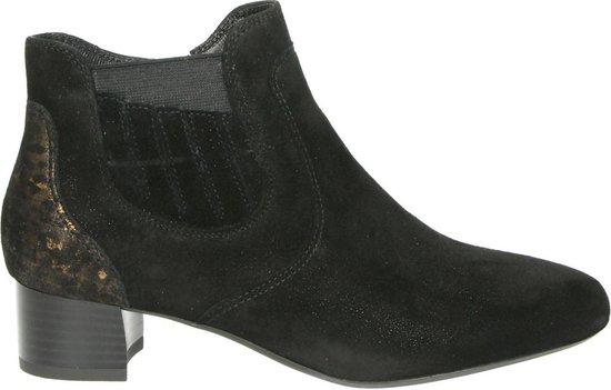 | Ara Vicenza dames enkellaars Zwart Maat 42,5