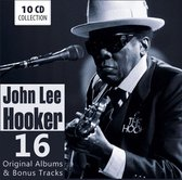 John Lee Hooker:16 Original Albums & Bonus