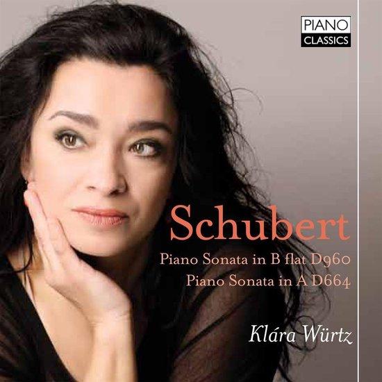 Schubert: Piano Sonatas D. 960 & D. 664