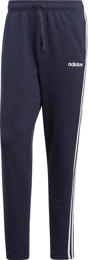 adidas - ESSENTIALS 3-STRIPES PANTS FT - Heren - maat L
