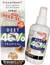 Travelsafe DEET 40% XL - Spray 200 ml